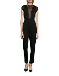 French Connection Marie Solid Jumpsuit