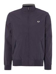 Fred Perry Brentham Jacket Navy