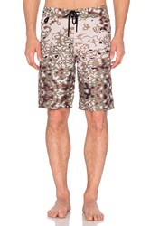 Publish Weaver Boardshorts Khaki