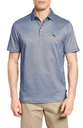 Tommy Bahama Men's On Par Spectator Polo Bering Blue