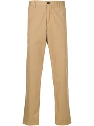 Paul Smith Ps Slim Fit Chinos Brown