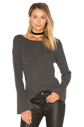 Central Park West Salzburg Pullover Sweater Grey