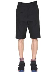 Marni Light Cotton Blend Bermuda Shorts