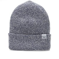 Norse Projects Texture Beanie Grey