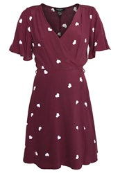 New Look Petite Summer Dress Red
