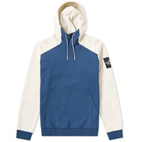 The North Face Fine Box Hoody Blue