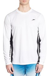 Men's Speedo 'Longview' Long Sleeve Swim Shirt
