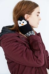 Urban Outfitters Critter Convertible Glove Black Multi