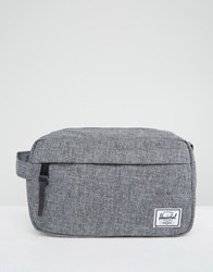 Herschel Supply Co Chapter Carry On Wash Bag 5L Grey