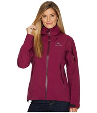 Arc'teryx Beta Sv Jacket Light Chandra Women's Coat Red