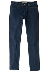 Mango Men's Slim Fit Navy Patrick Jeans Blue