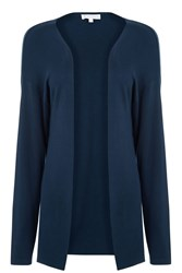 Warehouse Edge To Edge Cardi Navy