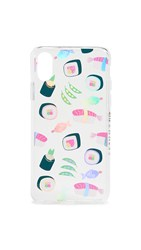 Skinnydip Sushi Iphone X Case Multi