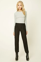 Forever 21 Contemporary Pleated Pants