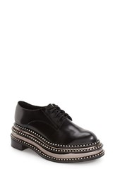 Jeffrey Campbell Women's 'Jagged' Crystal Embellished Platform Oxford