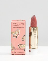 Paul And Joe Limited Edition Lipstick Refill Snuggle Up Beige