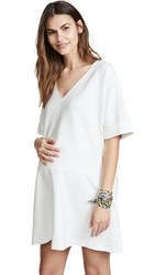 Hatch The Bethany Dress Ivory