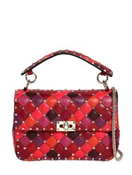 Valentino Garavani Rainbow Leather Bag Multicolor