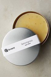 Anthropologie Lavami Hand And Body Soap Yellow Motif