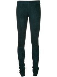 Sylvie Schimmel Soft Leggings Green