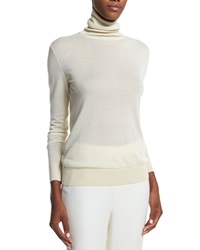 Ralph Lauren Turtleneck Cashmere Sweater Cream