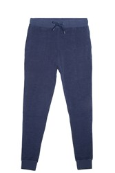 Orlebar Brown Beagi Towelling Trousers Navy