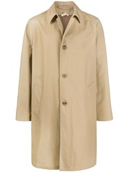 Marni Single Breasted Trench Coat 60
