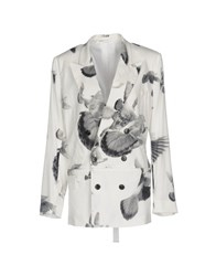 A.F.Vandevorst Suits And Jackets Blazers White