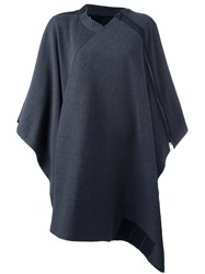 Y 3 Wide Knitted Tunic Grey