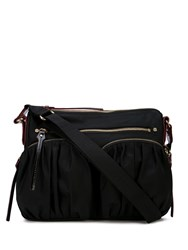 M Z Wallace Mz Paige Crossbody Bag Black