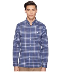 Jack Spade Indigo Check Shirt Navy Men's Clothing