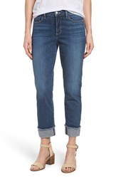Nydj Women's 'Marnie' Stretch Cuffed Boyfriend Jeans Heyburn Wash