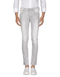 Maison Clochard Jeans Light Grey