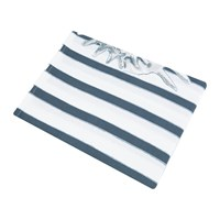 Marinette Saint Tropez Riva Table Runner Blue Marine
