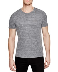 Ag Jeans Commute Crewneck Tee Heather Grey