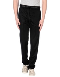 Roberto Cavalli Gym Casual Pants Black