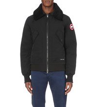 Canada Goose Bromley Down Filled Shell Jacket Black