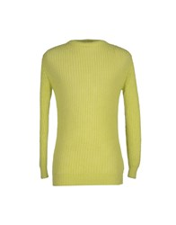Tonello Knitwear Jumpers Men Acid Green
