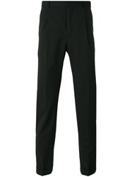Paul Smith Ps By Straight Leg Trousers Black
