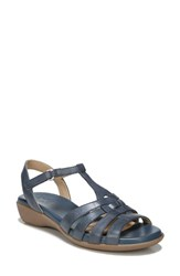Naturalizer Women's Nanci Sandal Denim Leather