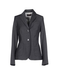 Laltramoda Suits And Jackets Blazers Women Grey