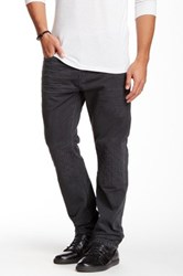 True Religion Dean Relaxed Quilted Pant Gray