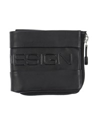 Momo Design Small Leather Goods Wallets Men Black