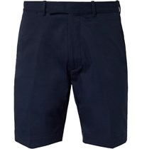 Rlx Ralph Lauren Cypress Slim Fit Shell Golf Shorts Blue