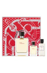 Terre D'hermes Eau De Toilette Natural Spray Set No Color