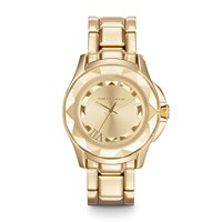 Karl Lagerfeld Kl1020 7 Gold Unisex Bracelet Watch Gold