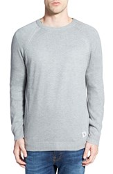 Men's Bellfield Crewneck Sweater With Elbow Patches