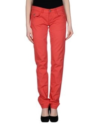 Pirelli Pzero Casual Pants Red