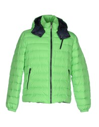 Club Des Sports Down Jackets Light Green