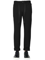 Bernardo Giusti Viscose Blend Stretch Jersey Pants